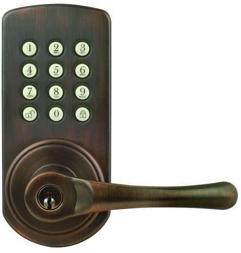 Morning Industry Pakl 01rob Keypad Lever Door Lock Right
