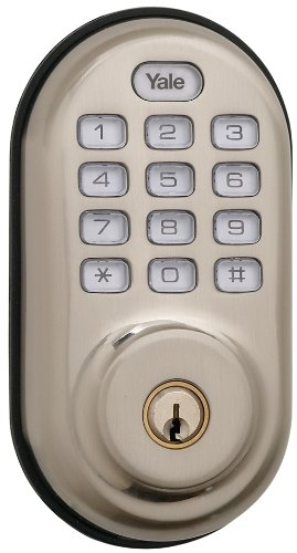 Yale Security Yrd210 Zw 619 Real Living Electronic Push