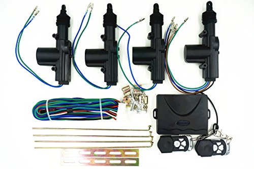 Xyzctem 174 2015 Latest 4 Door Power Central Lock Kit Car