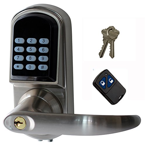 Haifuan Right Hand Electronic Keyless Code Door Lock