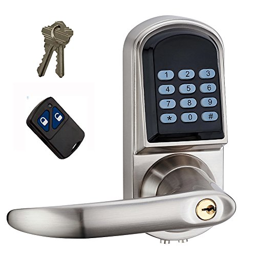 Haifuan Left Hand Electronic Keyless Code Door Lock Unlock
