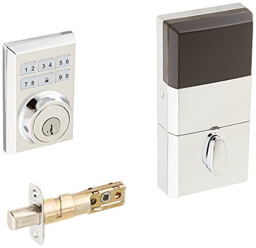 Kwikset 910 Z Wave Contemporary Smartcode Electronic