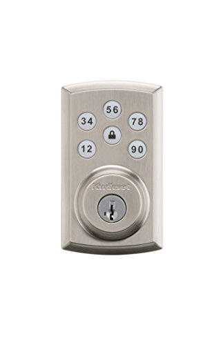 Kwikset Smartcode 888 Touchpad Electronic Deadbolt With Z